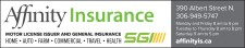 Affinity Insurance is your MOTOR LICENSE ISSUER AND GENERAL INSURANCE