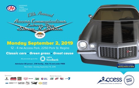 13th Annual Access Communications Labour Day Shownshine