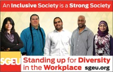 An Inclusive Society is a Strong Society