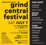 EXCLAIM PRESENTS  Grind Central Festival