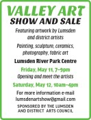 VALLEY ART SHOW AND SALE