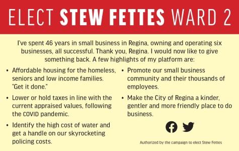 Elect Stew Fettes