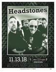 Headstones at Casino Regina